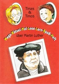 Kinderheft über Martin Luther